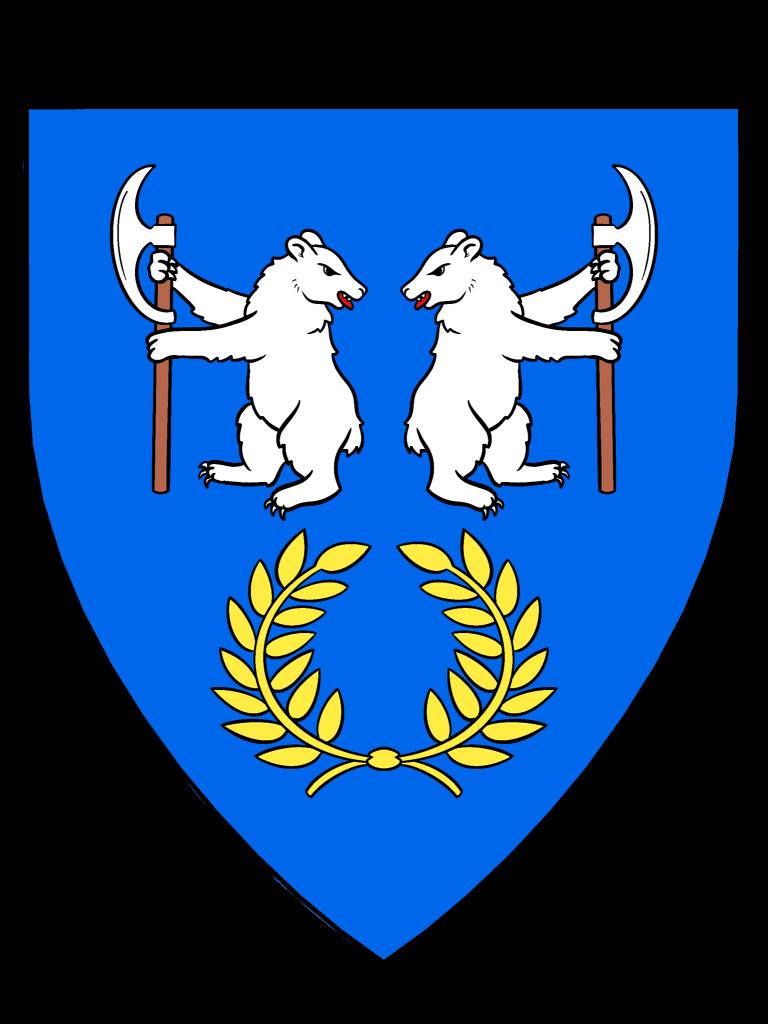 Bjornsborg Baronial Device