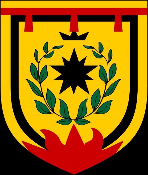 His Highness' Royal Arms