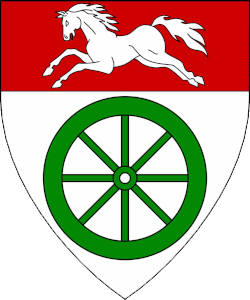 Photo of His Majesty' Personal Arms