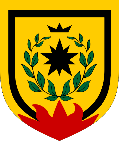 His Majesty' Royal Arms